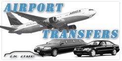 Salt Lake City Airport Transfers and airport shuttles