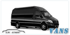 Salt Lake City Luxury Van service