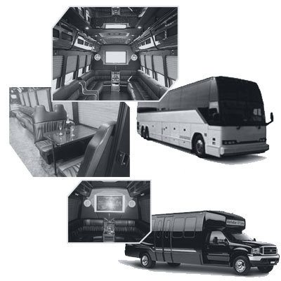 Party Bus rental and Limobus rental in Salt Lake City, UT