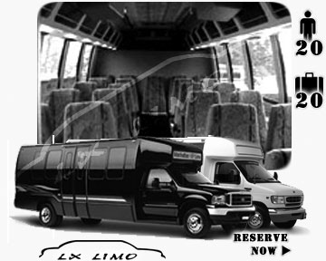Salt Lake City Mini bus for hire in Ontario