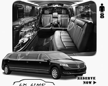 Stretch Wedding Limo for hire in Salt Lake City, ON, Canada