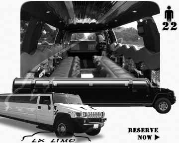 Salt Lake City hummer H2 SUV Limousine rental