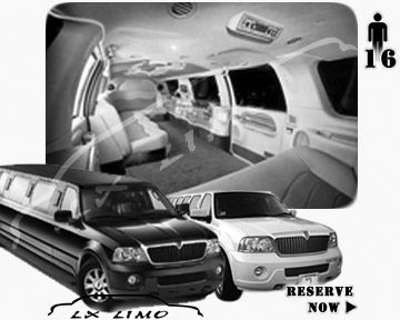 Navigator SUV Salt Lake City Limousines services